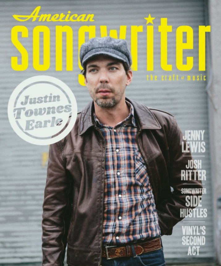 American Songwriter Magazine Vinyl Article featuring Furnace